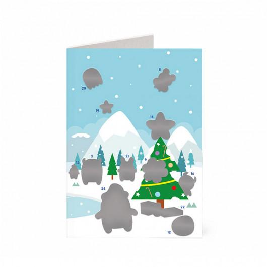 Christmas Scratch Card