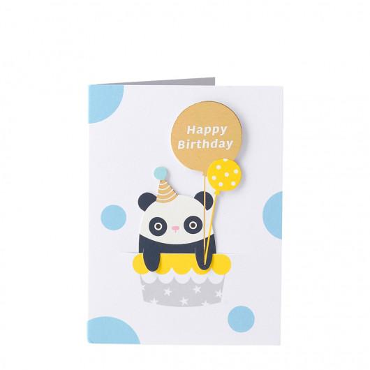 Bookmark Card  Happy Birthday