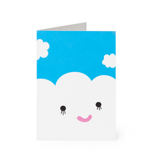 Ricestorm - Greeting Card | Noodoll