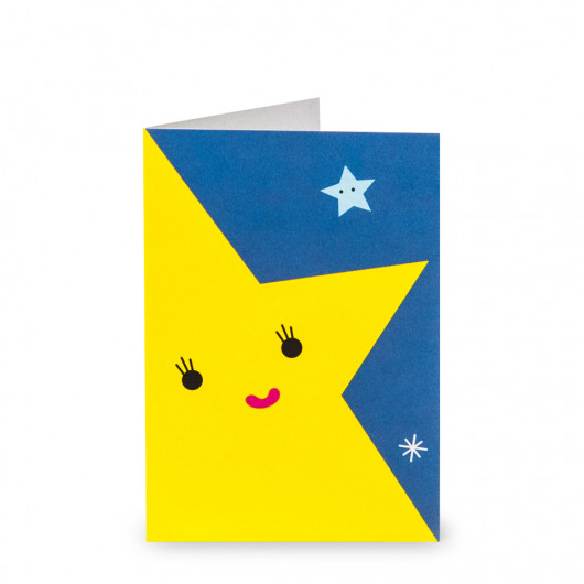 Ricetwinkle - Greeting Card | Noodoll
