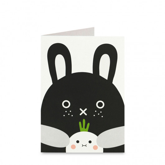 Riceberry - Greeting Card | Noodoll