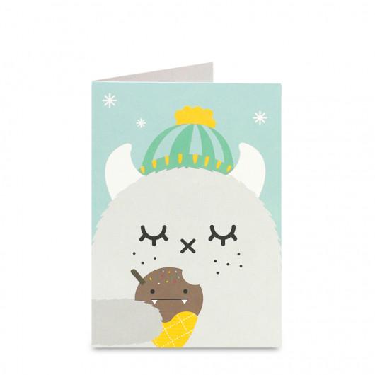 Ricepuffy - Greeting Card | Noodoll
