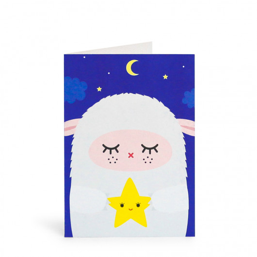 Ricemere - Greeting Card | Noodoll