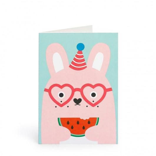 Ricebonbon - Greeting Card | Noodoll