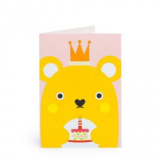 Ricecracker - Greeting Card | Noodoll