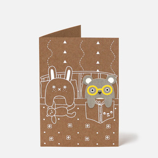 Bookmark Card Sweet Dreams