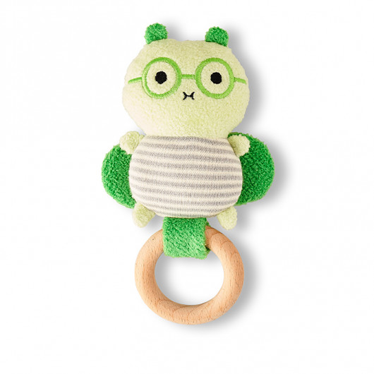 Ricefly - Baby Ring Rattle | Noodoll