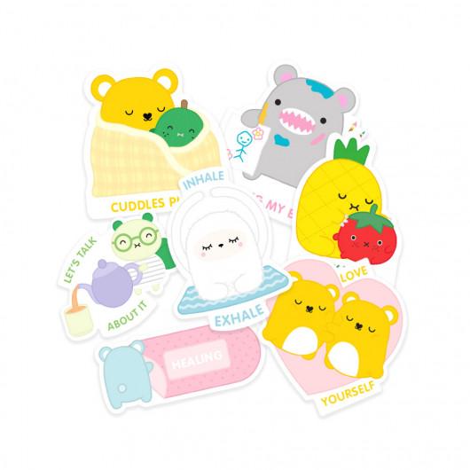 Self-love Stickers