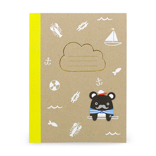Adventure - Exercise Book | Noodoll