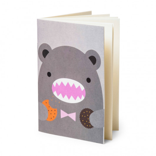 Riceroar - Pocket Notebook | Noodoll