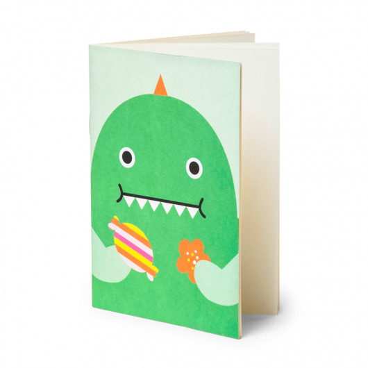 Dino - Pocket Notebook | Noodoll