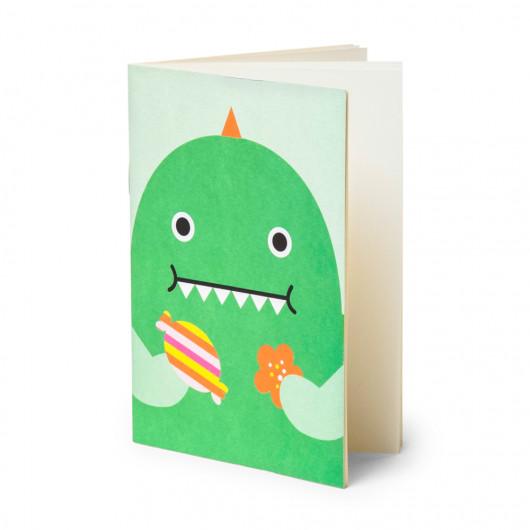 Dino - Pocket Notebook | Noodoll