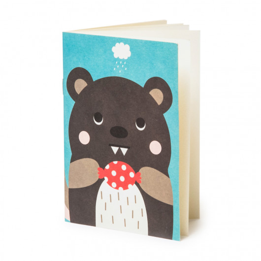 Ricequirrel - Pocket Notebook | Noodoll