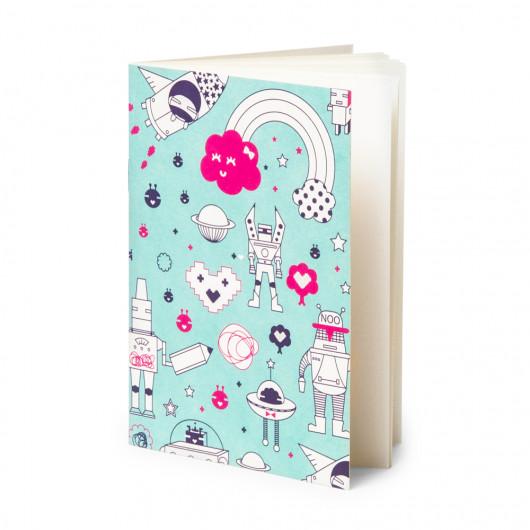 Ricebot Pocket Notebook