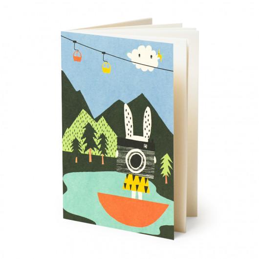 Switzerland - Pocket Notebook | Noodoll