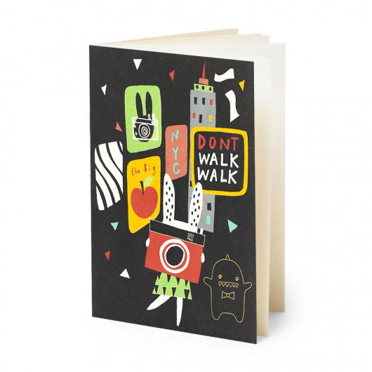 NYC - Pocket Notebook | Noodoll