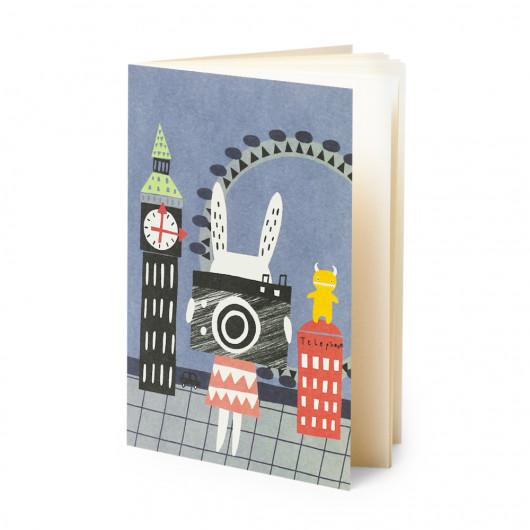 London - Pocket Notebook | Noodoll