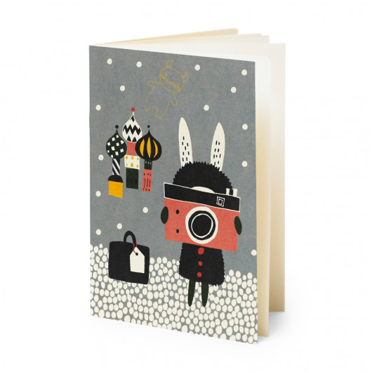 Moscow - Pocket Notebook | Noodoll
