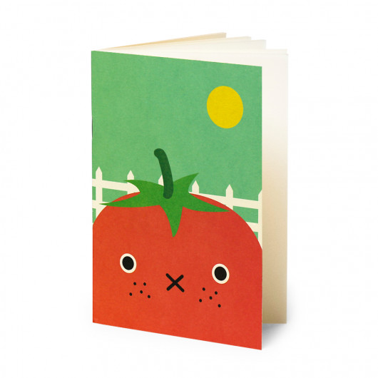 Ricetomato - Pocket Notebook | Noodoll