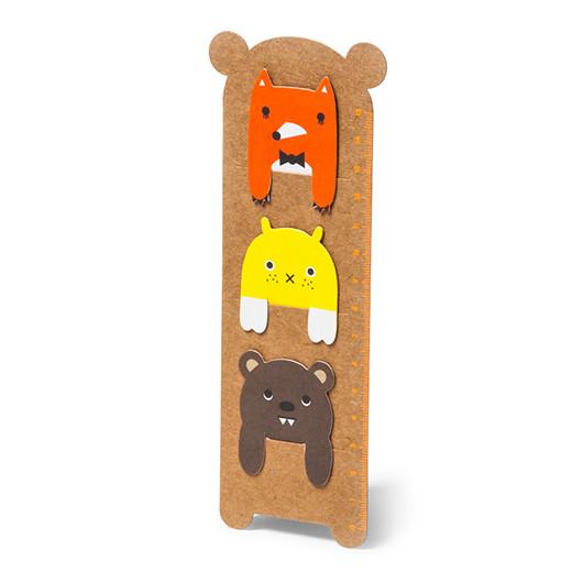 Ruler - Bookmark Set | Noodoll