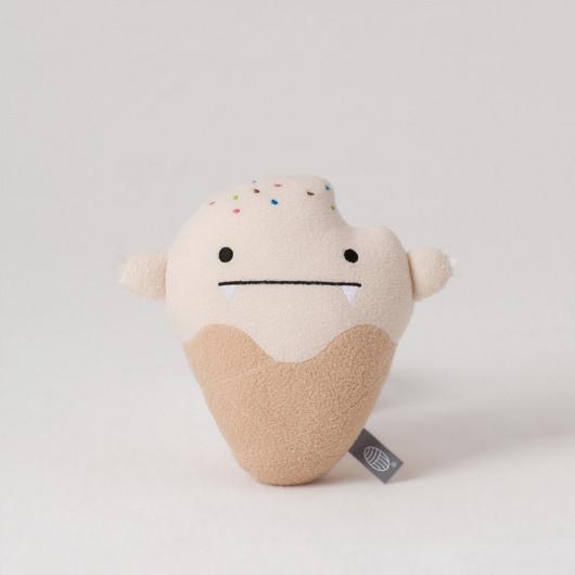 Ricecream Vanilla Plush Toy