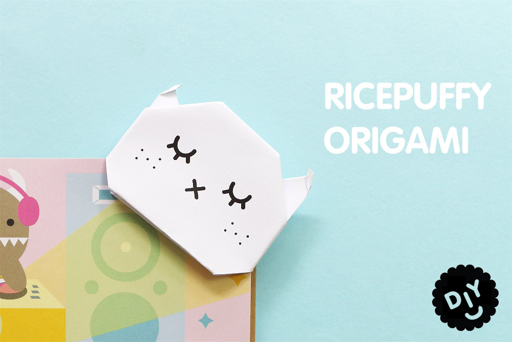 Origami Ricemonsters