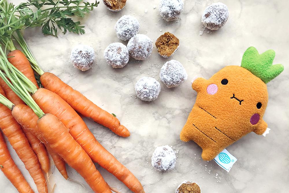Ricecrunch Cookie Balls