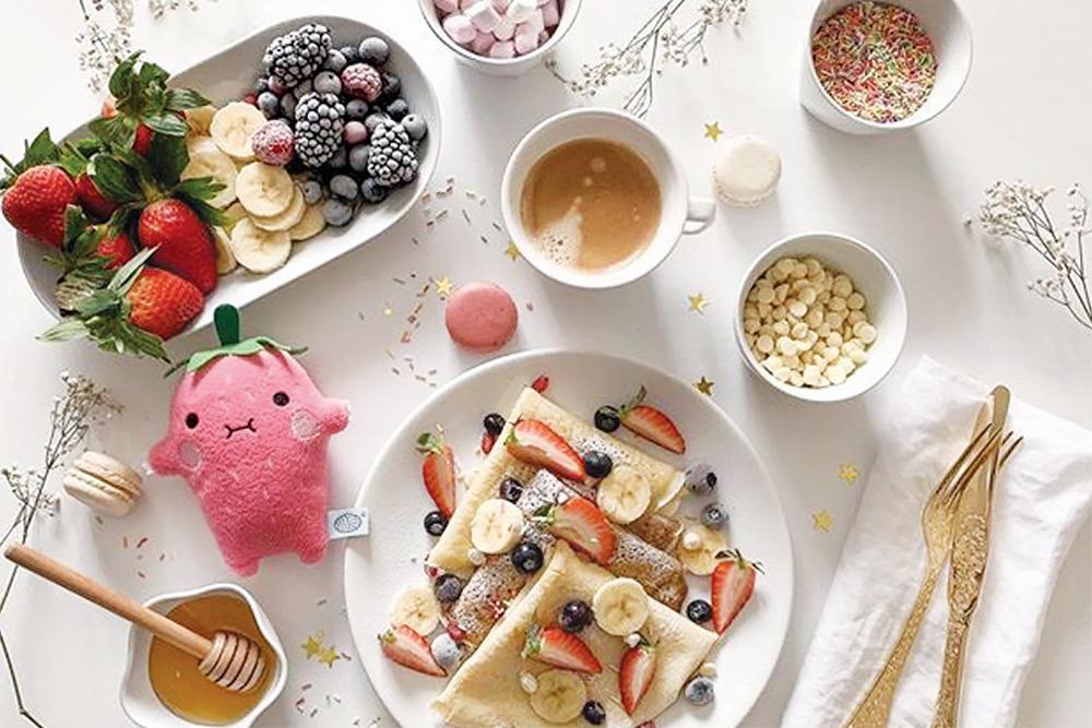 Sweet Pancake Recipe