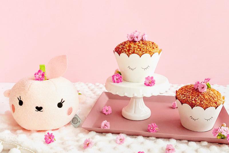 Ricepeach Muffin Recipe