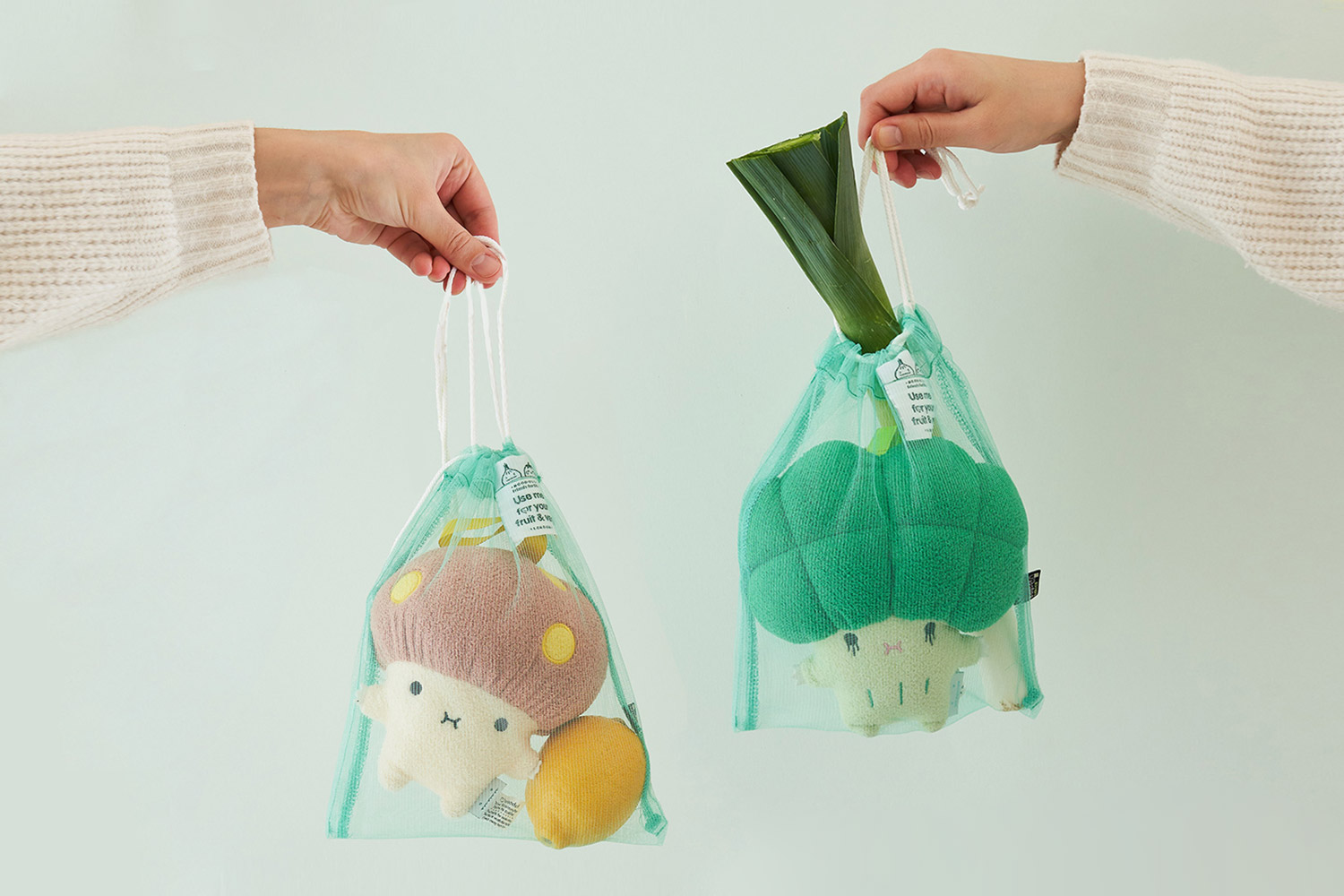Exclusive: Free grocery bags