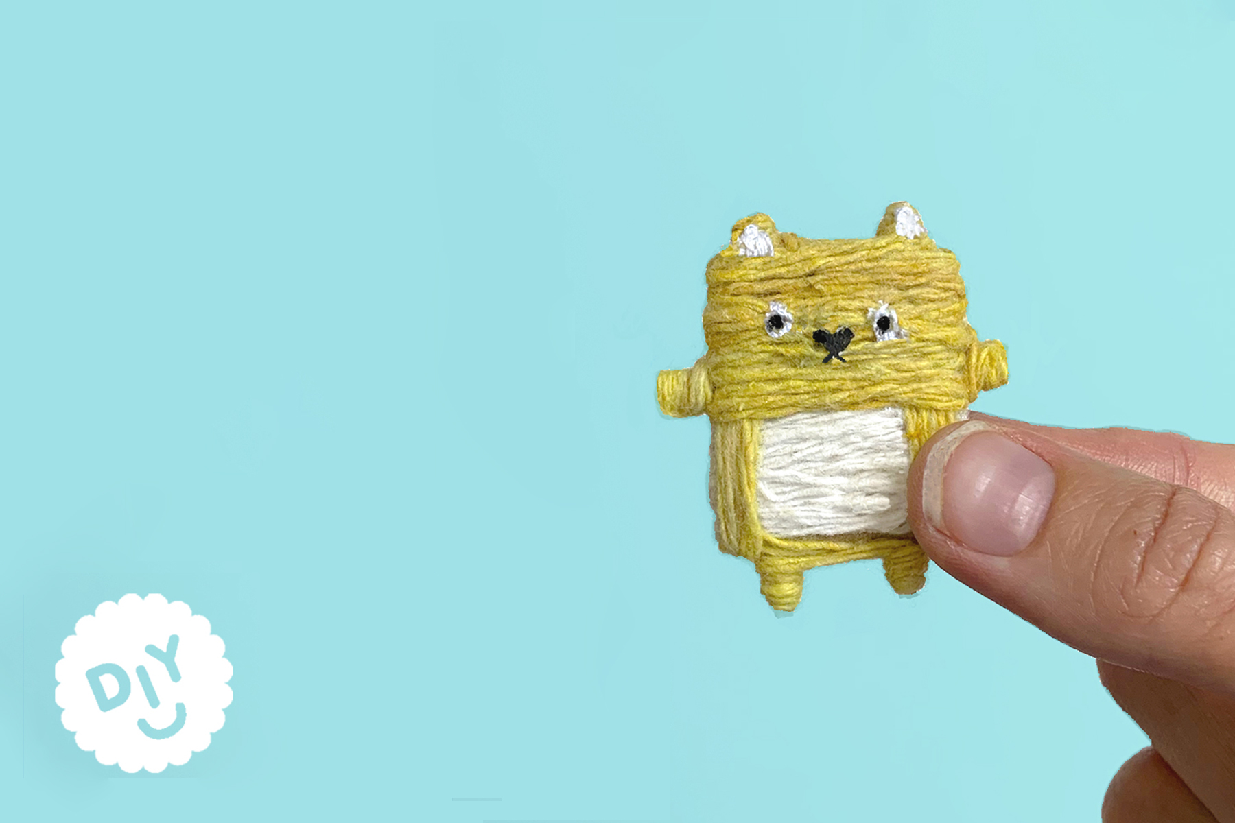 Ricecracker Worry Doll