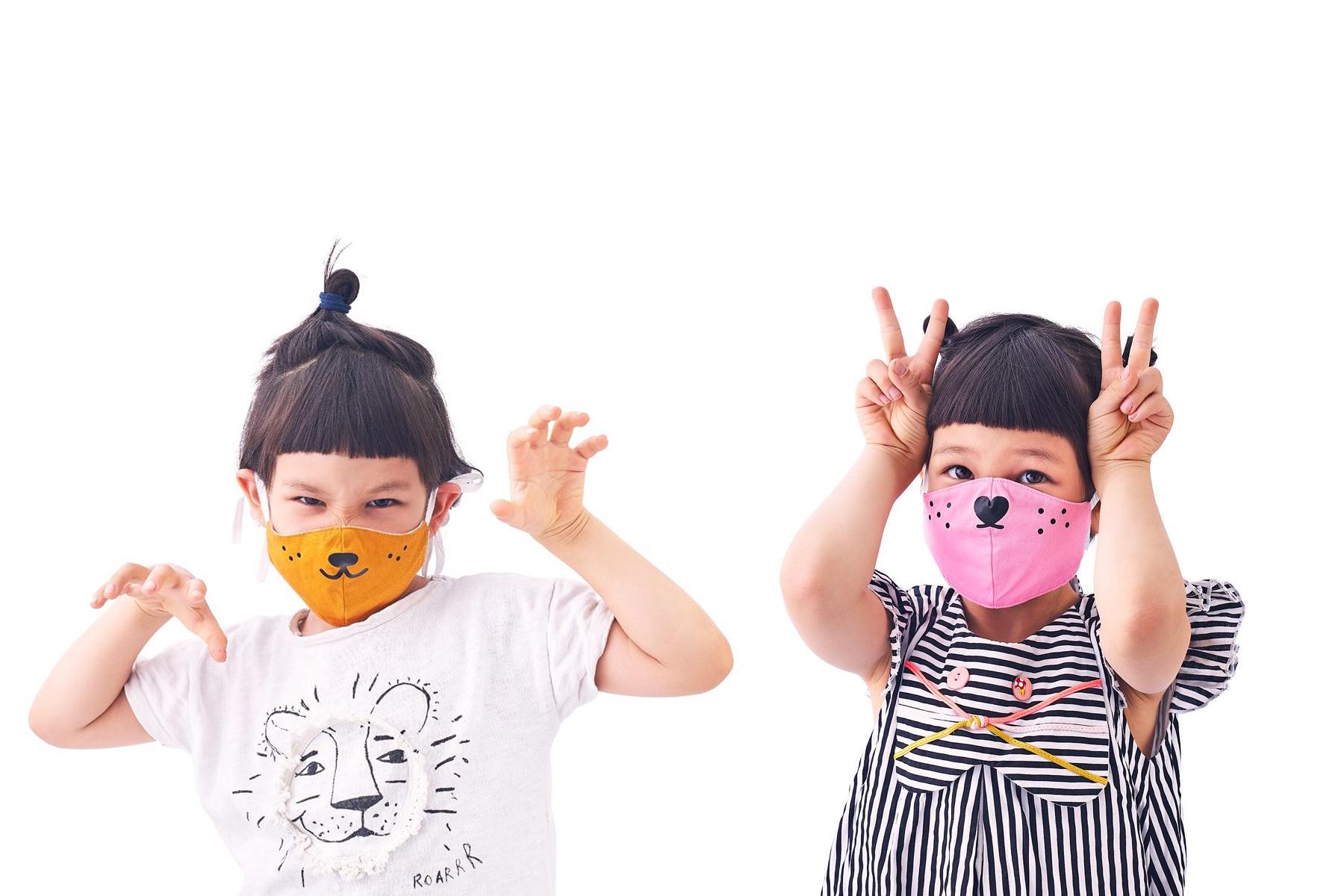 Ricemonster face masks
